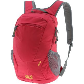 Jack Wolfskin Rucksack Jack Pack Daypack indian red