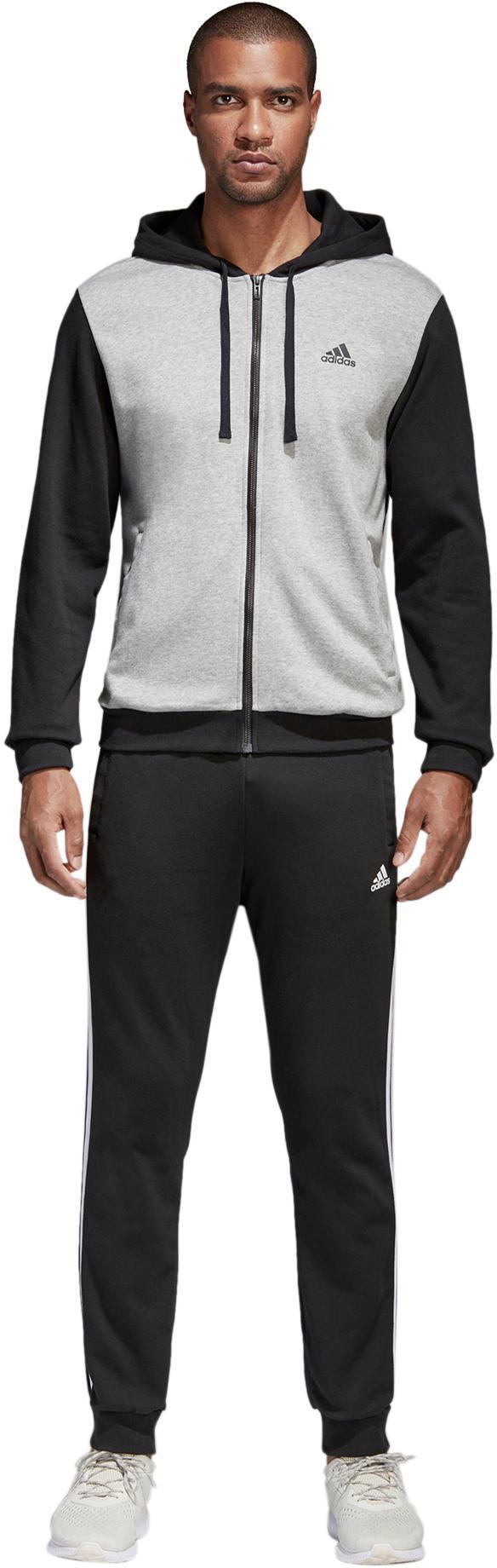adidas Co Energize TS Trainingsanzug Herren black im Online Shop von SportScheck kaufen