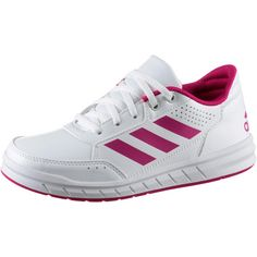 adidas AltaSportK Hallenschuhe Kinder pink