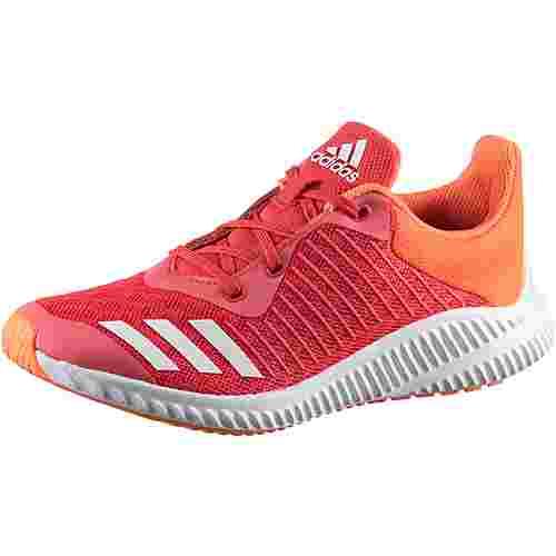 adidas FortaRunK Fitnessschuhe Kinder hi-res-red