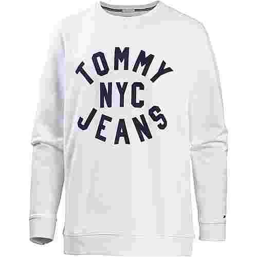 Tommy Jeans Sweatshirt Herren classic white