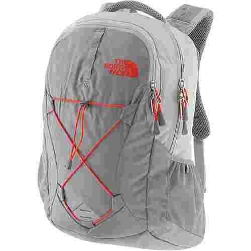 The North Face Jester Daypack Damen mid grey heather-high rise grey