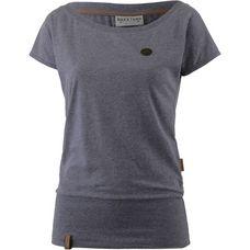 Naketano WOLLE T-Shirt Damen scarface-melange