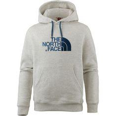 The North Face Drew Peak Hoodie Herren tnf oatmeal heather