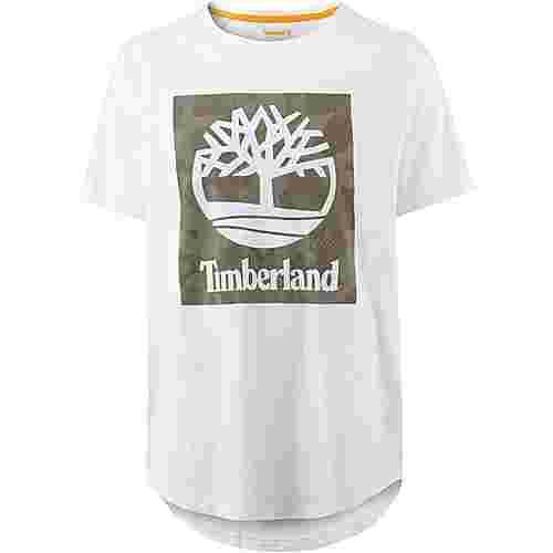 TIMBERLAND T-Shirt Herren white