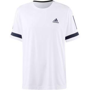 adidas CLUB 3STR TEE Tennisshirt Herren white