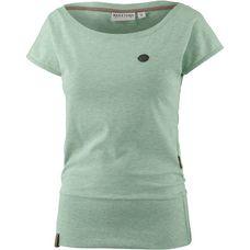 Naketano WOLLE T-Shirt Damen reudigen-melange