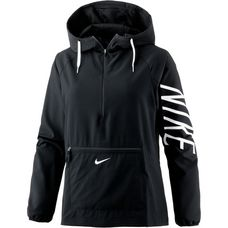 Nike Flex Hoodie Damen black-black-white