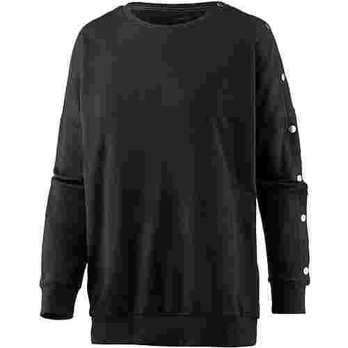 Only Longsweat Damen black