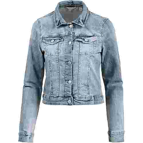 TOM TAILOR Jeansjacke Damen light stone wash denim