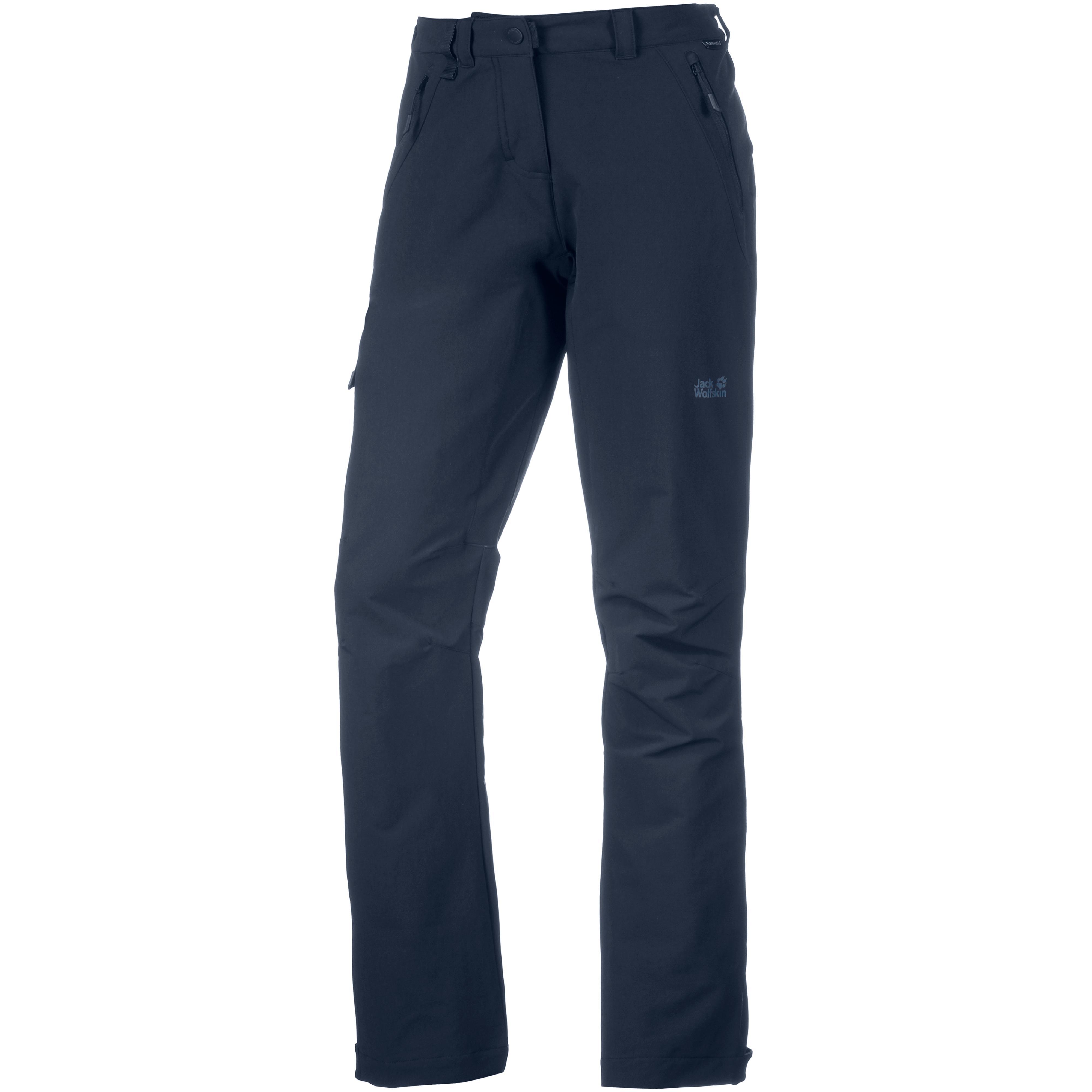 Jack Wolfskin Activate XT Wanderhose Damen midnight blue im Online Shop von SportScheck kaufen