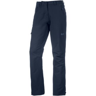 Jack Wolfskin Activate XT Wanderhose Damen midnight blue