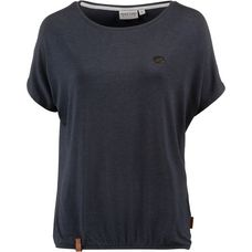 Naketano DIE GEDUDELTE T-Shirt Damen mumu-melange