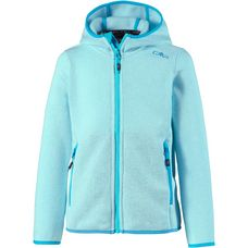 CMP Strickfleece Kinder anice