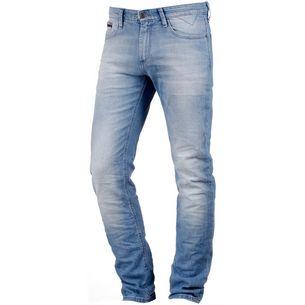 Tommy Jeans SCANTON Slim Fit Jeans Herren berry light blue comfort