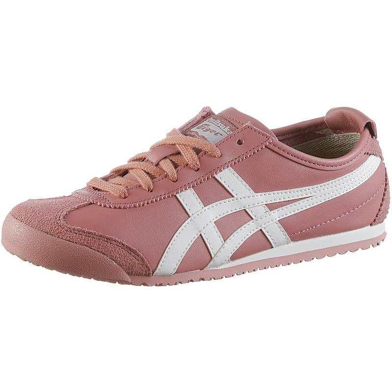 on sale 097e5 d81a6 ASICSMexico 66 SneakerDamen ash rosevaporous grey