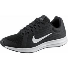 Nike Downshifter 8 Laufschuhe Kinder black-white