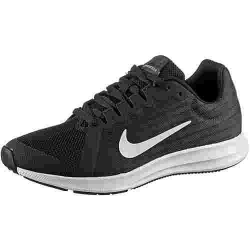 Nike Herren Downshifter 8 Laufschuhe, Schwarz (BlackWhite