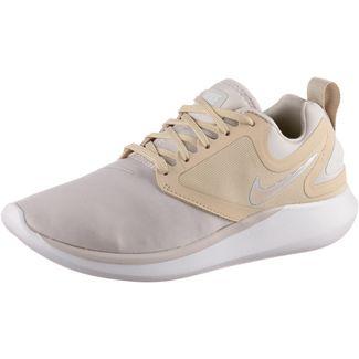 Nike LUNARSOLO Laufschuhe Damen moon-particle-sand-vast-grey