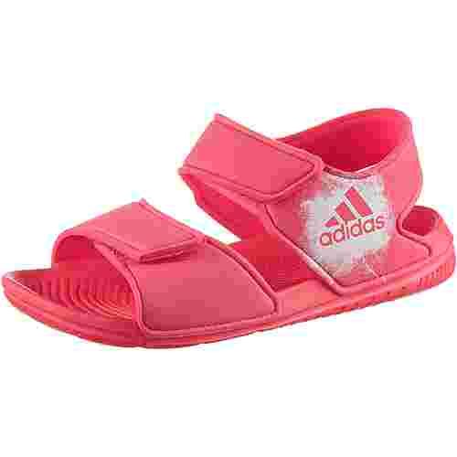 adidas AltaSwim Sandalen Kinder core-pink
