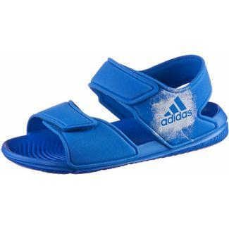 adidas Alta Swim Badelatschen Kinder blue