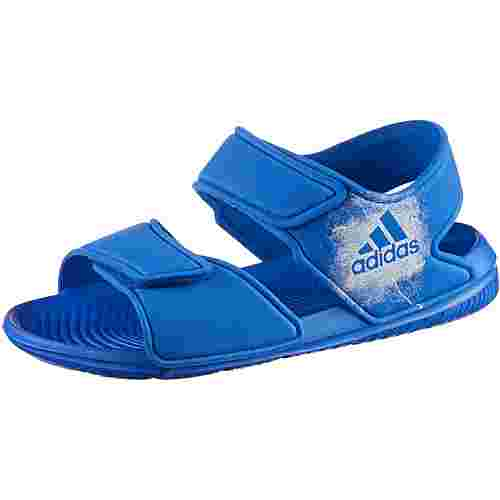 adidas AltaSwim Sandalen Kinder blue