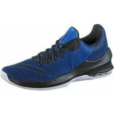 Nike Air Max Infuriate2 Sneaker Herren game royal-black-white