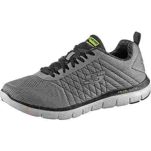 Skechers FLEX ADVANTAGE 2.0 Sneaker Herren light grey black im Online Shop von SportScheck kaufen