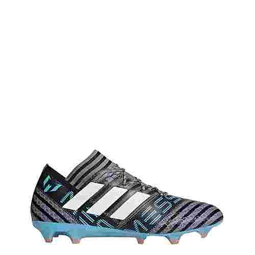 adidas Nemeziz Messi 17.1 FG Fußballschuhe Herren Grey/Ftwr White/Core Black