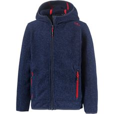 CMP Strickfleece Kinder b.blue-inchiostro