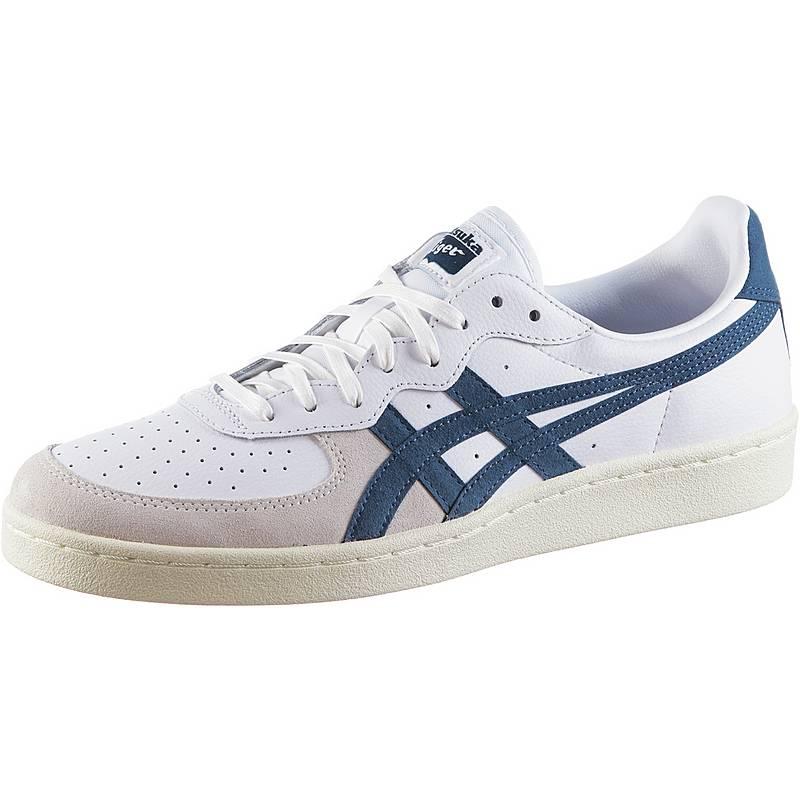 Asics Gsm Sneaker Herren White Mallard Blue Im Online Shop Von
