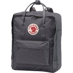 FJÄLLRÄVEN Kånken Daypack super grey