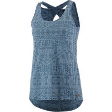 Protest HAZEN Tanktop Damen Gas Blue