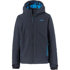 CMP Softshelljacke Kinder antracite-regata