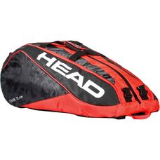 HEAD Tour Team 12R Monstercombi Tennistasche black-red