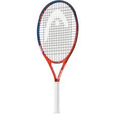 HEAD Radical 25 Tennisschläger schwarz-orange