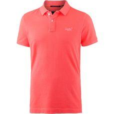 Superdry Poloshirt Herren cobana coral