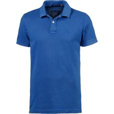 Superdry Poloshirt Herren hyper cobalt