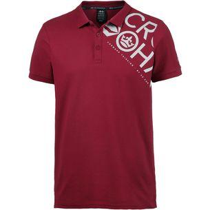 Crosshatch Tennyson Poloshirt Herren biking red