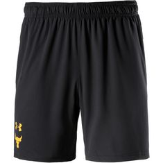 Under Armour Project Rock Cage Funktionsshorts Herren black