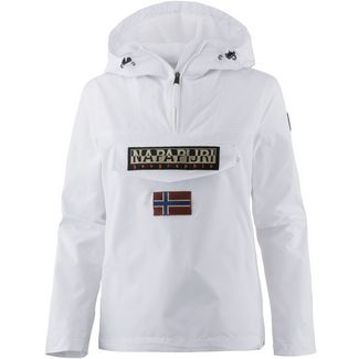 Napapijri Rainforest Windbreaker Damen bright white