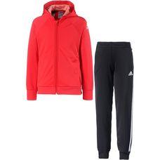 adidas Trainingsanzug Kinder bright-red