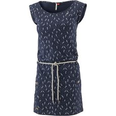 Ragwear TAGALI Jerseykleid Damen navy