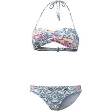 Protest Kippay Bandeau Bikini Damen seashell