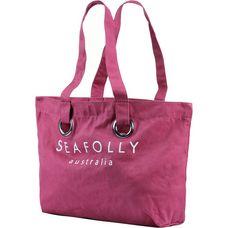 Seafolly Strandtasche Damen berry