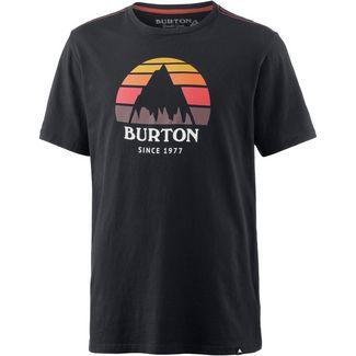 Burton UNDERHILL T-Shirt Herren TRUE BLACK