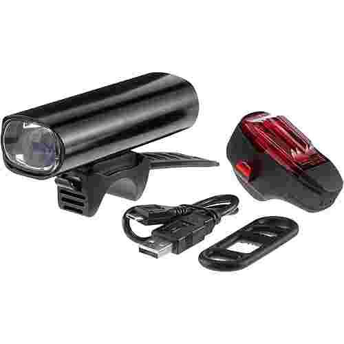 Lezyne Set Hecto Drive Pro 50+KTV Fahrradbeleuchtung schwarz