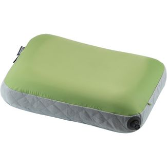 COCOON Air-Core Ultralight Reisekissen wasabi-grey
