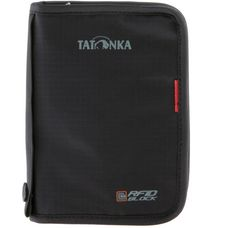 Tatonka Travel Zip M RFID Schutzhülle black