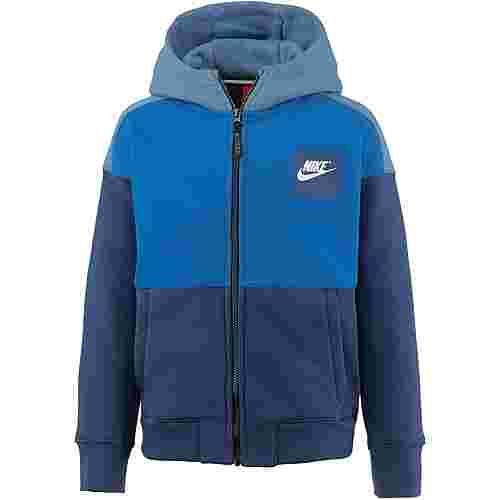Nike Air Sweatjacke Kinder blue-nebula-navy